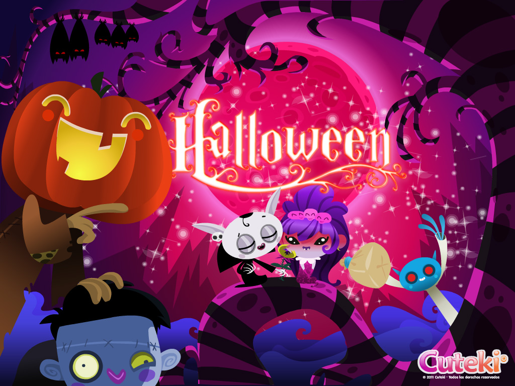 cute halloween wallpaper - photo #45