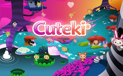 Cuteki Wallpaper: Cuteki World